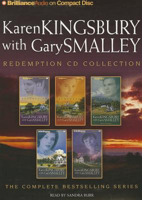 Karen Kingsbury Redemption Collection: Redemption, Remember, Return, Rejoice, Reunion - Kingsbury, Karen, and Burr, Sandra (Read by), and Smalley, Gary, Dr.