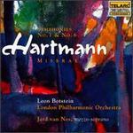 Karl Amadeus Hartmann: Symphonies Nos. 1 & No. 6; Miserae