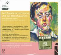 Karl Amadeus Hartmann und das Streichquartett - Arjan Woudenberg (clarinet); Doelenkwartet; Karl Amadeus Hartmann (speech/speaker/speaking part);...