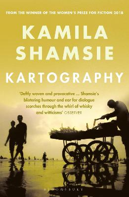 Kartography - Shamsie, Kamila