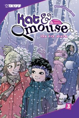 Kat & Mouse Volume 3 Manga - Campi, Alex De, and Manfredi, Federica