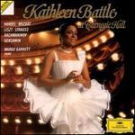 Kathleen Battle at Carnegie Hall