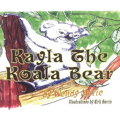 Kayla the Koala Bear - Marie, Wendy