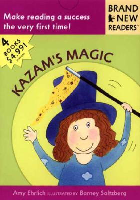 Kazam's Magic - Ehrlich, Amy
