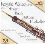 Keisuke Wakao Plays Mozart, Bach, Britten, Prokofiev