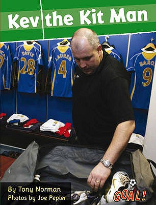 Kev the Kit Man: Level 2 - Norman, Tony