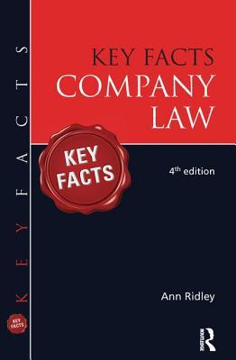 Key Facts Company Law - Ridley, Ann