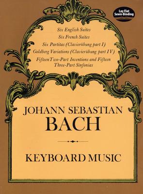 Keyboard Music - Bach, Johann Sebastian (Composer), and Classical Piano Sheet Music