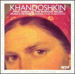 Khandoshkin: Folk Songs in the Russian Salon