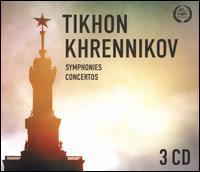 Khrennikov: Symphonies; Concertos - Anatoly Sheludyakov (piano); Mikhail Khomitser (cello); Tikhon Khrennikov (piano); Vadim Repin (violin); Valentin Feigin (cello)