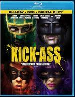 Kick-Ass [Blu-ray/DVD]