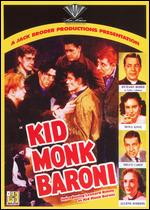 Kid Monk Baroni - Harold D. Schuster