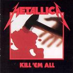 Kill 'Em All [Australia Bonus CD]