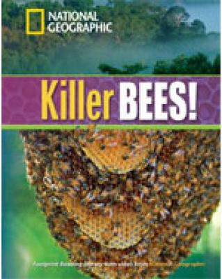 Killer Bees! + Book with Multi-ROM: Footprint Reading Library 1300 - Waring, Rob, and National Geographic