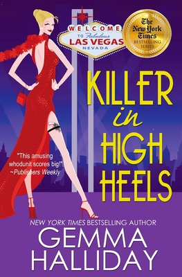 Killer in High Heels - Halliday, Gemma