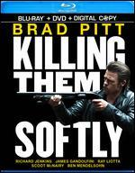 Killing Them Softly [With Movie Money] [Blu-ray]