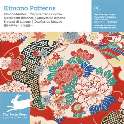Kimono Patterns - Pepin Press (Creator)