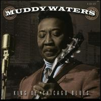 King of Chicago Blues [Proper] - Muddy Waters