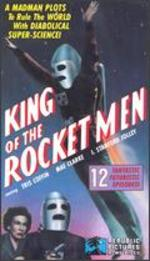 King of the Rocket Men [Serial]