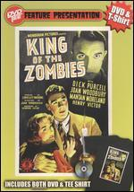 King of the Zombies [With XL T-shirt]