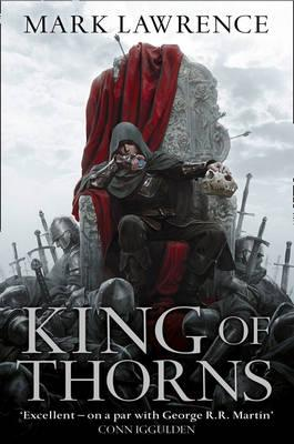 King of Thorns - Lawrence, Mark