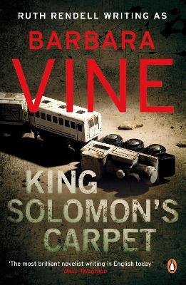 King Solomon's Carpet - Vine, Barbara