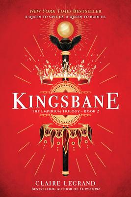 Kingsbane - Legrand, Claire