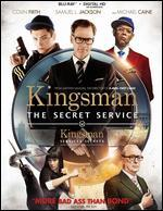 Kingsman: The Secret Service [Blu-ray]