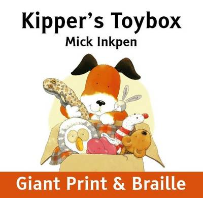 Kippers Toybox - Inkpen, Mick