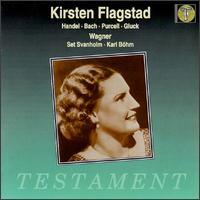 Kirsten Flagstad - Constance Shacklock (contralto); George Thalben-Ball (organ); Geraint Jones (harpsichord); Kirsten Flagstad (soprano);...