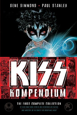 Kiss Kompendium - Simmons, Gene, and Stanley, Paul