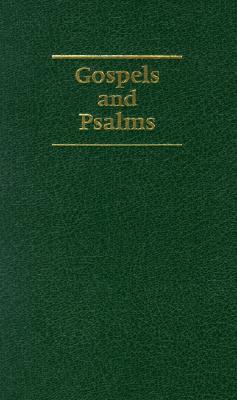 KJV Giant Print Gospels and Psalms Green imitation leather hardback GP480: Authorized King James Version Giant-Print Gospels and Psalms -