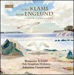 Klami, Englund: Violin Concertos