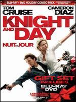 Knight and Day [French] [Blu-ray/DVD]