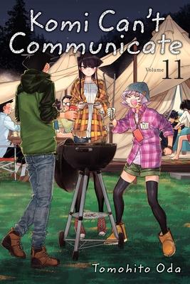 Komi Can't Communicate, Vol. 11 - Oda, Tomohito