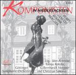 Komponisten in Niedersachsen, Vol. 1