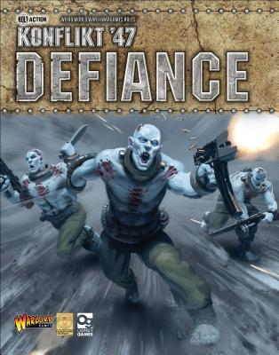 Konflikt '47: Defiance - Games, Warlord, and Goblin, Clockwork