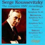 Koussevitzky: The Complete HMV Recordings