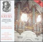 Krebs: Sämtliche Orgelwerke, Vol. 3