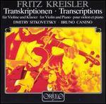 Kreisler: Famous Violin Transcriptions