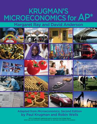 Krugman's Macroeconomics for Ap* - Ray, Margaret, and Anderson, David A, Dr.