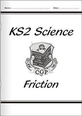 KS2 National Curriculum Science - Friction (4E) - CGP Books (Editor)