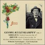 Kulenkampff Plays Bruch and Sibelius