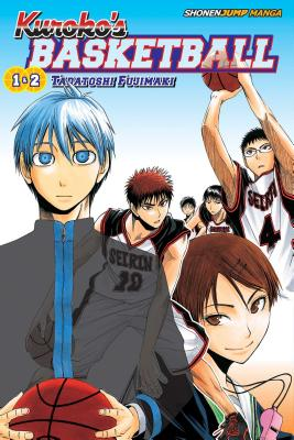 Kuroko's Basketball, Vol. 1, 1: Includes Vols. 1 & 2 - Fujimaki, Tadatoshi