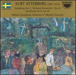 """Kurt Atterberg: Symphonies Nos. 7 """"Sinfonia Romantica"""", Op. 48 & 8, Op. 48"""