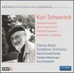 "Kurt Schwertisk: Sinfonia-Sinfonietta; Violin Concerto No. 2; Schrumpf-Symphony; Roald Dahl's ""Goldilocks"""