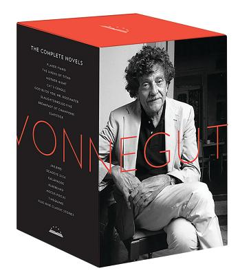 Kurt Vonnegut: The Complete Novels: A Library of America Boxed Set - Vonnegut, Kurt, and Offit, Sidney (Editor)