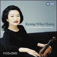Kyung-Wha Chung: The Complete Warner Recordings - André Previn (piano); Chung Trio; Fritz Kreisler (candenza); Itamar Golan (piano); Joseph Joachim (candenza);...