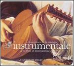 L'�mergence de la musique instrumentale