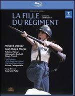 La Fille du Régiment (The Royal Opera) [Blu-ray]